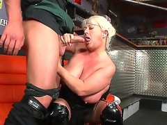 Arousing Dora,Martin Gun and Mia fucking in wild and crazy threesome porn session