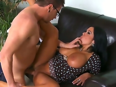 Dane Cross acquires enticed into fucking by Mature sexy Sienna West