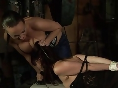 Mandy Bright Poke And Pull The D...