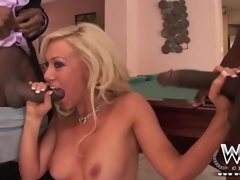 WCP Club Naughty housewife loves 2 BBC
