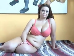 obese milf gets cum filled