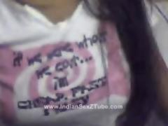 Sexy housewife alongside webcame home made