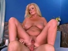 Hot mature leader curvy blond arowyn characterless