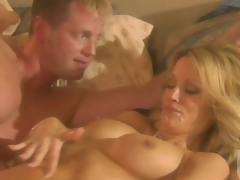 Deepthroat Irrumation And Cum On Tits After Sex For Jessica Drake