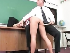 Soaked schoolgirl captured and fucked by sexually excited aged stud